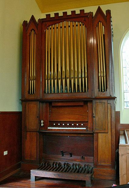 St Luke's Lutheran Church, Bunbury Street, Cavendish