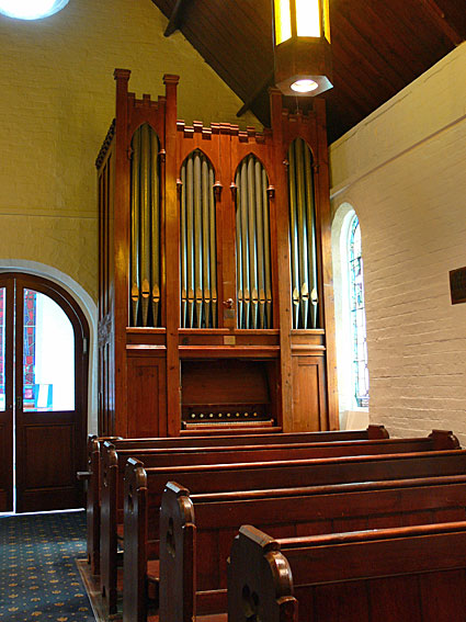 Christ Church Anglican Church Echuca