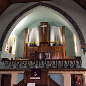 Redundant pipe organs in Australia - Organ Historical Trust of Australia