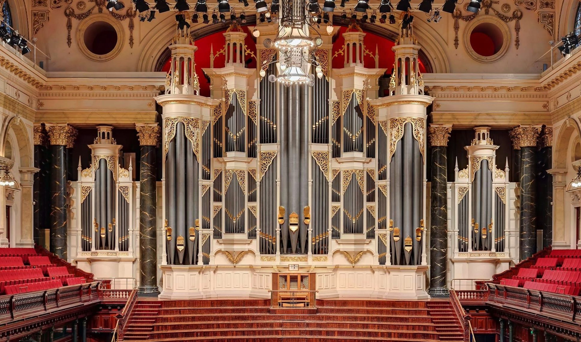 Organ historical trust of australia ccuart Image collections